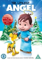 The Littlest Angel - Danish DVD cover (xs thumbnail)