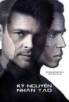 """Almost Human"" - Vietnamese Movie Poster (xs thumbnail)"
