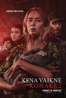 A Quiet Place: Part II - Estonian Movie Poster (xs thumbnail)