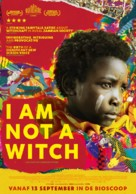 I Am Not a Witch - Dutch Movie Poster (xs thumbnail)