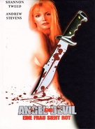 Scorned - Swiss Blu-Ray movie cover (xs thumbnail)