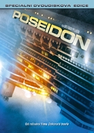 Poseidon - Czech DVD movie cover (xs thumbnail)