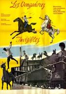 Neulovimyye mstiteli - Spanish Movie Poster (xs thumbnail)