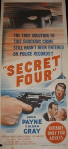 Kansas City Confidential - Australian Movie Poster (xs thumbnail)