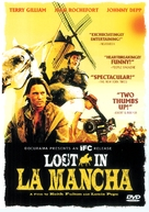Lost In La Mancha - DVD movie cover (xs thumbnail)
