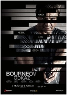 The Bourne Legacy - Slovak Movie Poster (xs thumbnail)