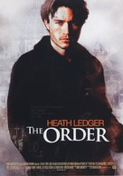 The Order - Movie Poster (xs thumbnail)