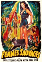 Prehistoric Women - French Movie Poster (xs thumbnail)