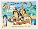 Abbott and Costello Meet the Mummy - Movie Poster (xs thumbnail)
