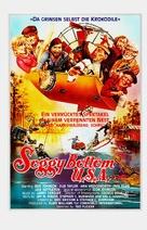 Soggy Bottom, USA - German VHS movie cover (xs thumbnail)