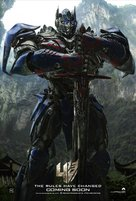 Transformers: Age of Extinction - International Movie Poster (xs thumbnail)