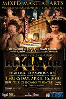 """Bellator Fighting Championships"" - Movie Poster (xs thumbnail)"