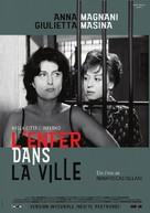 Nella città l'inferno - French Re-release movie poster (xs thumbnail)
