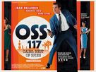 OSS 117: Le Caire nid d'espions - British Movie Poster (xs thumbnail)