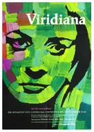 Viridiana - German Movie Poster (xs thumbnail)