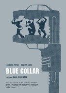 Blue Collar - French Movie Poster (xs thumbnail)