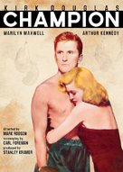 Champion - DVD movie cover (xs thumbnail)
