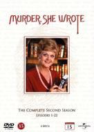 """Murder, She Wrote"" - Danish DVD movie cover (xs thumbnail)"