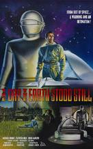 The Day the Earth Stood Still - Re-release movie poster (xs thumbnail)