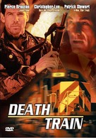 Death Train - German DVD cover (xs thumbnail)