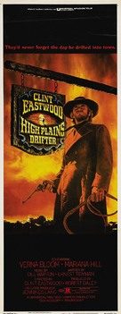 High Plains Drifter - Movie Poster (xs thumbnail)
