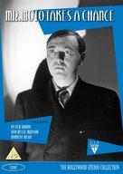 Mr. Moto Takes a Chance - British DVD cover (xs thumbnail)