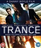 Trance - British Blu-Ray movie cover (xs thumbnail)