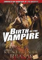 Kuntilanak beranak - DVD cover (xs thumbnail)