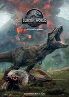 Jurassic World Fallen Kingdom - Swedish Movie Poster (xs thumbnail)