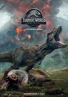 Jurassic World: Fallen Kingdom - Swedish Movie Poster (xs thumbnail)