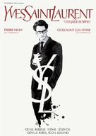 Yves Saint Laurent - Canadian DVD movie cover (xs thumbnail)