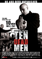 Ten Dead Men - British Movie Poster (xs thumbnail)
