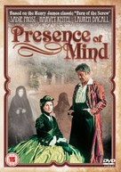 Presence of Mind - British DVD cover (xs thumbnail)