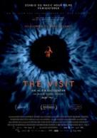 The Visit - Danish Movie Poster (xs thumbnail)