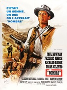 Hombre - French Movie Poster (xs thumbnail)