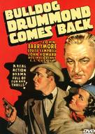 Bulldog Drummond Comes Back - Movie Cover (xs thumbnail)