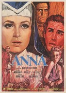 Anna - Italian Re-release movie poster (xs thumbnail)