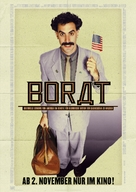 Borat: Cultural Learnings of America for Make Benefit Glorious Nation of Kazakhstan - German Movie Poster (xs thumbnail)
