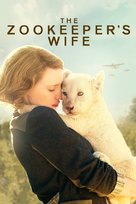 The Zookeeper's Wife - Movie Cover (xs thumbnail)