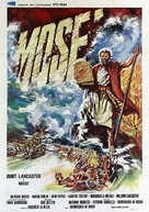 """""""Moses the Lawgiver"""" - Italian Movie Poster (xs thumbnail)"""