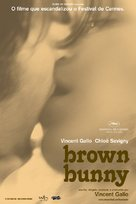 The Brown Bunny - Brazilian poster (xs thumbnail)