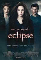 The Twilight Saga: Eclipse - Brazilian Movie Poster (xs thumbnail)