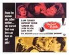 Portrait in Black - Movie Poster (xs thumbnail)