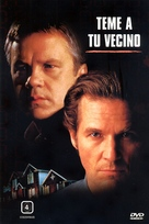 Arlington Road - Argentinian DVD movie cover (xs thumbnail)