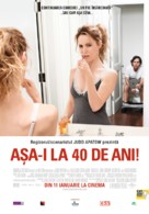 This Is 40 - Romanian Movie Poster (xs thumbnail)