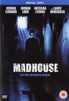 Madhouse - British Movie Cover (xs thumbnail)