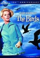 The Birds - DVD movie cover (xs thumbnail)