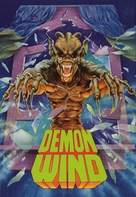 Demon Wind - DVD cover (xs thumbnail)