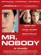 Mr. Nobody - Polish Movie Poster (xs thumbnail)