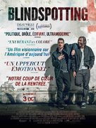 Blindspotting - French Movie Poster (xs thumbnail)